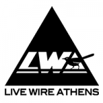 Live Wire Athens logo