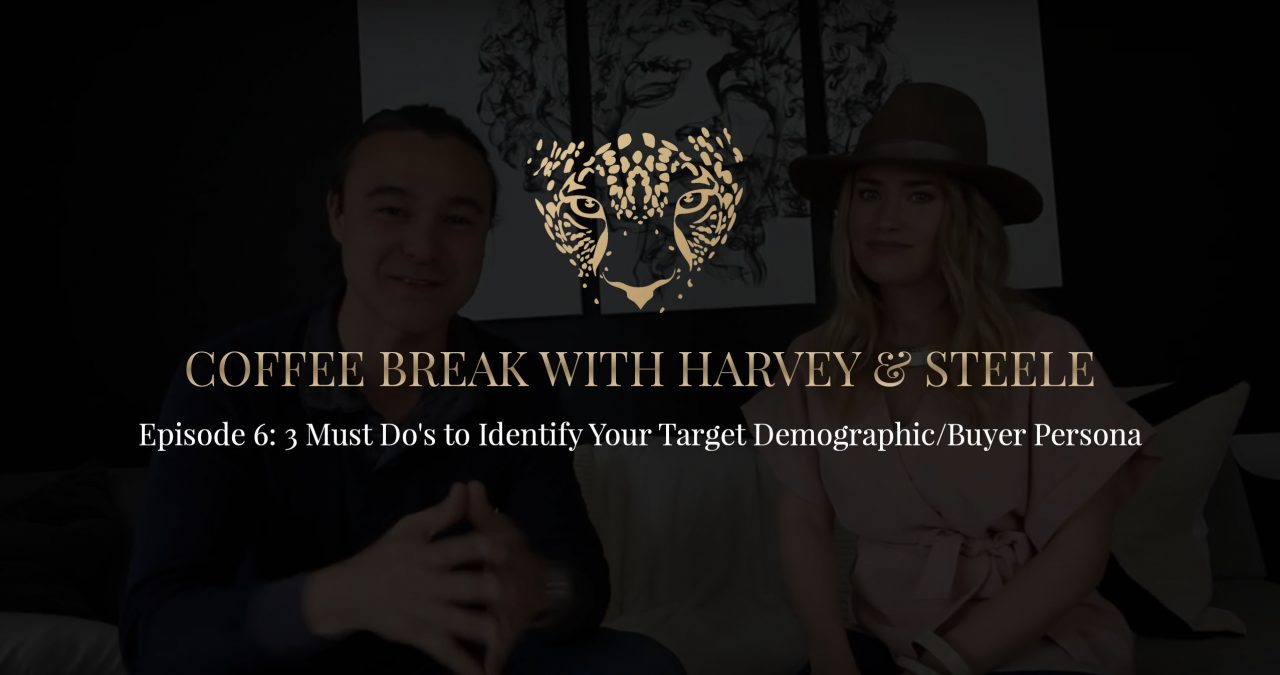 3 Must Do's to Identify Your Target Demographic/Buyer Persona
